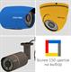 Цифровые AHD камеры видеонаблюдения