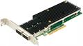 40ГБ/С Оптические (QSFP+) серверые сетевые карты
