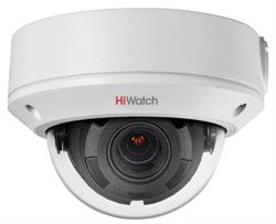 Уличная купольная мини IP-камера HiWatch DS-I458 (2.8-12 mm) - фото 14090