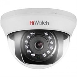 Купольная HD-TVI камера HiWatch DS-T201 - фото 4505