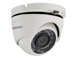Уличная купольная HD-TVI камера HiWatch DS-T203 - фото 4506