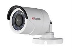Уличная цилиндрическая HD-TVI камера HiWatch DS-T200 - фото 4509