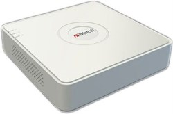 Видеорегистратор 8-ми канальный гибридный HiWatch DS-H108G - фото 4517