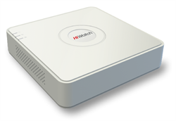 Видеорегистратор IP 4-х канальный HiWatch DS-N104 - фото 4521