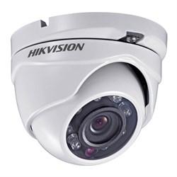 Уличная купольная HD-TVI камера HikVision DS-2CE56C0T-IRM - фото 4548