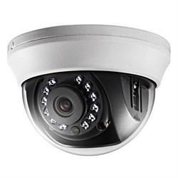 Внутренняя купольная HD-TVI камера HikVision DS-2CE56D1T-IRMM - фото 4555