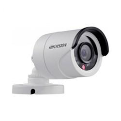 Уличная цилиндрическая HD-TVI камера HikVision DS-2CE16D1T-IR - фото 4557