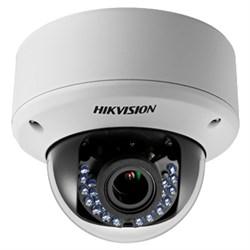 Внутренняя купольная HD-TVI камера HikVision DS-2CE56D1T-VFIR - фото 4559