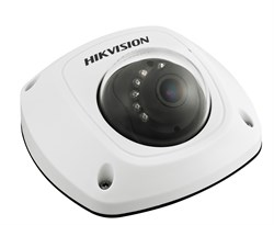 Вандалозащищенная IP камера HikVision DS-2CD2512F-IS - фото 4609