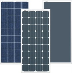 Комплект источника питания на солнечных батареях - фото 4644