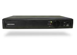 4-х Канальный HD-TVI Видеорегистратор HikVision DS-7204HGHI-E1 - фото 4711