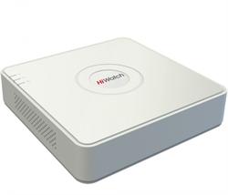 Видеорегистратор IP 4-х канальный HiWatch DS-N104P - фото 4716