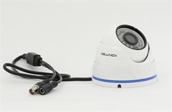 Купольная антивандальная AHD камера DIVITEC DT-AC7201VDF-I2 - фото 4789
