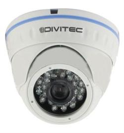 Купольная антивандальная IP камера DIVITEC DT-IP1000VDF-I2 - фото 4820