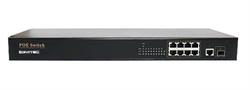 Коммутатор DIVITEC DT-PoE0908TM - фото 4885