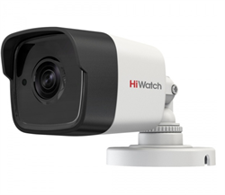 Уличная цилиндрическая HD-TVI камера HiWatch DS-T300 - фото 4954