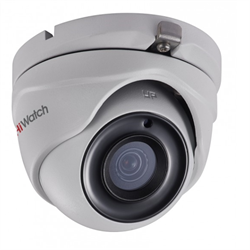 Уличная купольная HD-TVI камера HiWatch DS-T303 - фото 4955