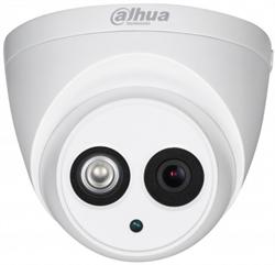 Купольная HD CVI камера Dahua HAC-HDW1200EMP-A-0360B - фото 5056