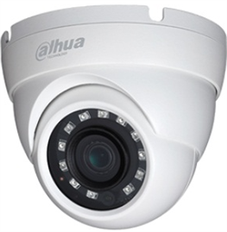 Купольная антивандальная HD CVI камера Dahua HAC-HDW1200MP-0360B-S3 - фото 5099