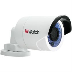 Уличная цилиндрическая IP камера HiWatch DS-I120 - фото 5185