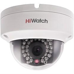 Уличная купольная IP камера HiWatch DS-I122 - фото 5186