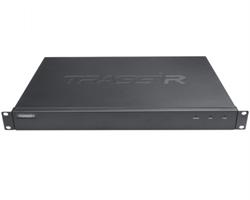 9-ти канальный IP Видеорегистратор с поддержкой PoE на 4 канала TRASSIR MiniNVR AnyIP 9-4P - фото 5292
