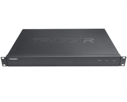 16-ти канальный IP Видеорегистратор с поддержкой PoE на 4 канала TRASSIR MiniNVR AnyIP 16-4P - фото 5298