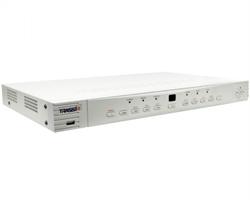 4-х канальный IP Видеорегистратор с поддержкой PoE на 4 канала TRASSIR Lanser IP-4P - фото 5317