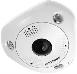 Панорамная FishEye IP-камера HikVision DS-2CD6362F-IVS - фото 5356