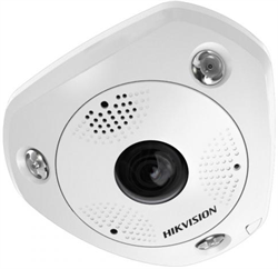 Панорамная FishEye IP-камера HikVision DS-2CD63C2F-IVS - фото 5371