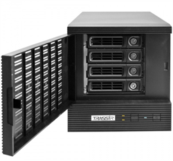 16-ти канальный IP Видеорегистратор TRASSIR DuoStation AnyIP 16 - фото 5409