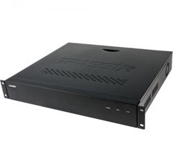 24-х канальный IP Видеорегистратор TRASSIR DuoStation AnyIP 24-16P - фото 5478