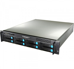 128-ми канальный IP Видеорегистратор TRASSIR QuattroStation Pro - фото 5494
