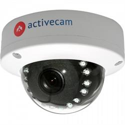 Уличная купольная IP-камера ActiveCam AC-D3101IR1 - фото 5500