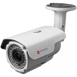 Уличная цилиндрическая IP камера ActiveCam AC-D2143IR3 - фото 5552