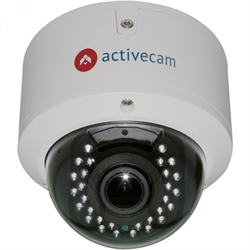 Уличная купольная IP-камера ActiveCam AC-D3123VIR2 - фото 5561