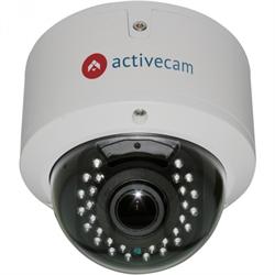 Уличная купольная IP-камера ActiveCam AC-D3143VIR2 - фото 5562