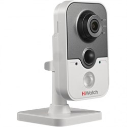 IP Камера в корпусе Cube HiWatch DS-I114W - фото 5702