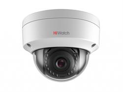 Уличная купольная IP камера HiWatch DS-I202 - фото 5713
