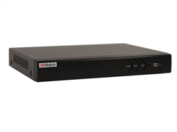 Видеорегистратор IP 4-х канальный HiWatch DS-N304P - фото 5728