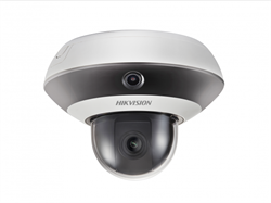 Панорамная FishEye IP-камера HikVision DS-2PT3122IZ-DE3 (2.8-12mm) - фото 5736