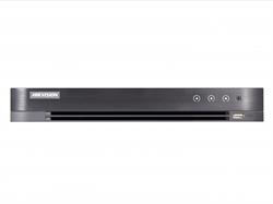 8-ми канальный гибридный HD-TVI Видеорегистратор HikVision DS-7208HQHI-K1 - фото 5748