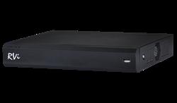 8-ми канальный HD CVI Видеорегистратор RVi HDR08LA-C V.2 - фото 5777