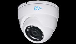 Антивандальная купольная IP-камера RVi-IPC31VB (2.8 мм) - фото 5815