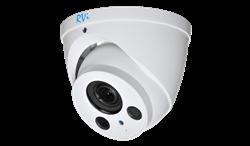 Антивандальная купольная IP-камера RVi-IPC34VDM4 - фото 5825