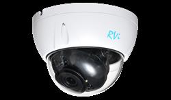 Антивандальная купольная IP-камера RVi-IPC33VS (2.8 мм) - фото 5827