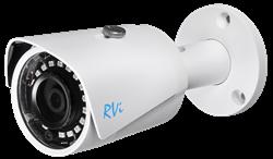 Уличная цилиндрическая IP-камера RVi-IPC41S V.2 (4 мм) - фото 5844