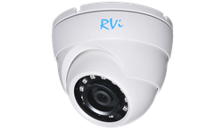 Антивандальная купольная IP-камера RVi-IPC33VB (4 мм) - фото 5852
