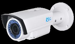 Уличная цилиндрическая IP-камера RVi-IPC42LS (2.8-12 мм) - фото 5856
