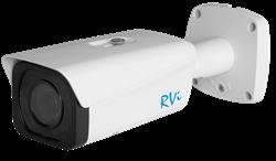 Уличная цилиндрическая IP-камера RVi-IPC44-PRO V.2 (2.7-12 мм) - фото 5859